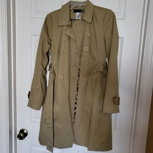 G by Guess trench coat,  fully lined size small